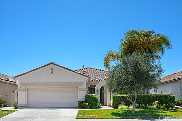 29451 Winding Brook Drive, Menifee, CA 92584 (#SW19124914) :: Allison James Estates and Homes