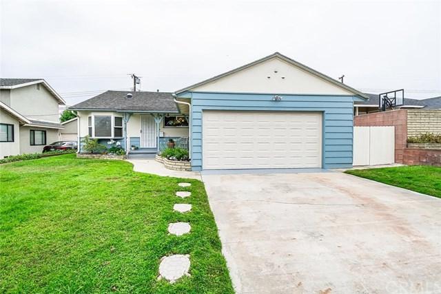 5418 Arvada Street, Torrance, CA 90503 (#SB19144801) :: Millman Team