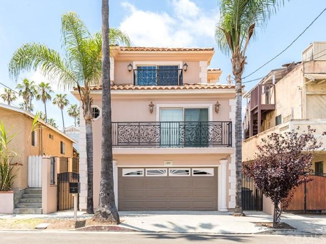207 N Cabrillo Avenue, San Pedro, CA 90731 (#SB19144152) :: Fred Sed Group