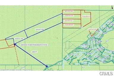 0 Vac/Vic So Portal Cyn/Prince G, Green Valley, CA 91350 (#CV19145381) :: Naylor Properties