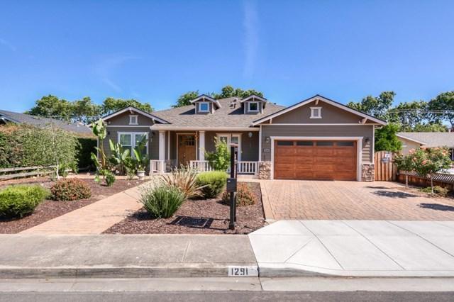1291 Ridgeley Drive, Campbell, CA 95008 (#ML81757298) :: Naylor Properties