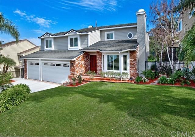 5410 E Estate Ridge Road, Anaheim Hills, CA 92807 (#PW19145029) :: Fred Sed Group