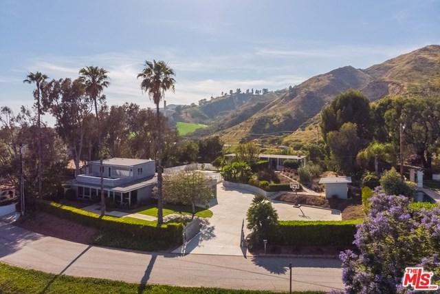 3431 Coast View Drive, Malibu, CA 90265 (#19478324) :: Berkshire Hathaway Home Services California Properties