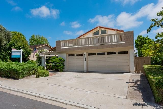3757 Notre Dame Avenue, San Diego, CA 92122 (#190033860) :: Fred Sed Group