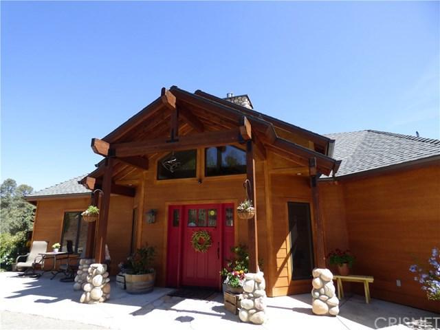 9508 Whispering Pines Road, Frazier Park, CA 93225 (#SR19143399) :: Heller The Home Seller