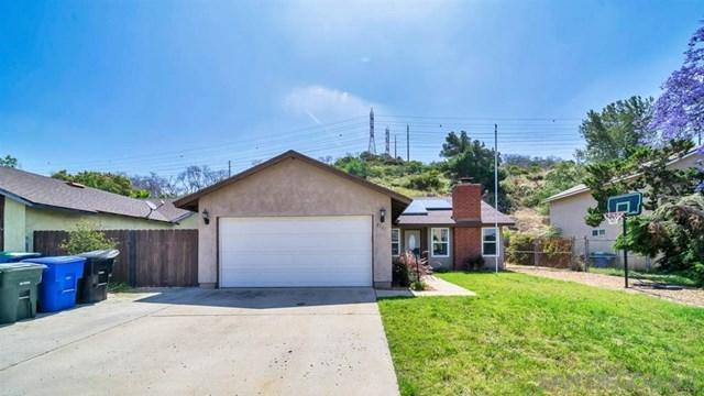 8701 Cordial Road, El Cajon, CA 92021 (#190033974) :: Provident Real Estate