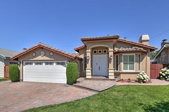 1711 Santa Cruz Avenue, Santa Clara, CA 95051 (#ML81757402) :: Provident Real Estate