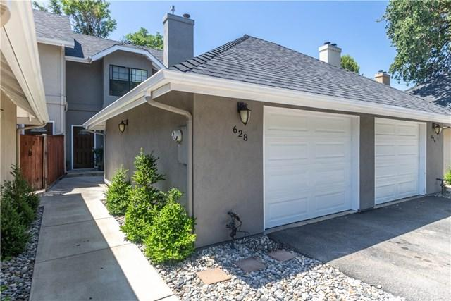 628 4th Street, Paso Robles, CA 93446 (#NS19143580) :: RE/MAX Parkside Real Estate