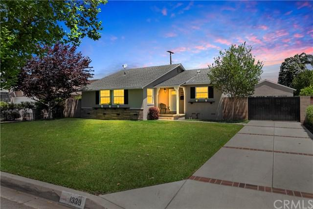 1339 W Eckerman Avenue, West Covina, CA 91790 (#PW19145941) :: RE/MAX Masters