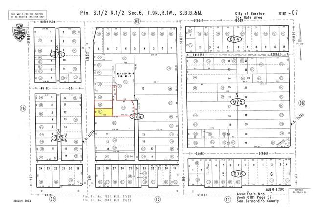 18863-Sq. Ft. On 2nd Ave. And N. Of Main Street, Barstow, CA  (#SR19145996) :: Go Gabby