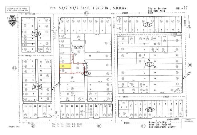 18863-Sq. Ft. On 2nd Ave. And N. Of Main Street, Barstow, CA  (#SR19146025) :: Go Gabby