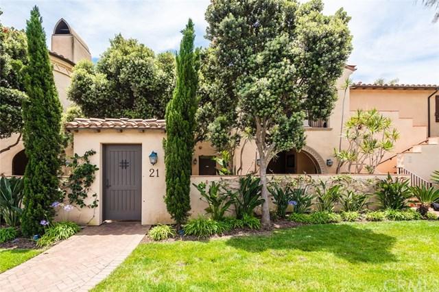 100 Terranea Way 21-301, Rancho Palos Verdes, CA 90275 (#PV19138560) :: RE/MAX Masters