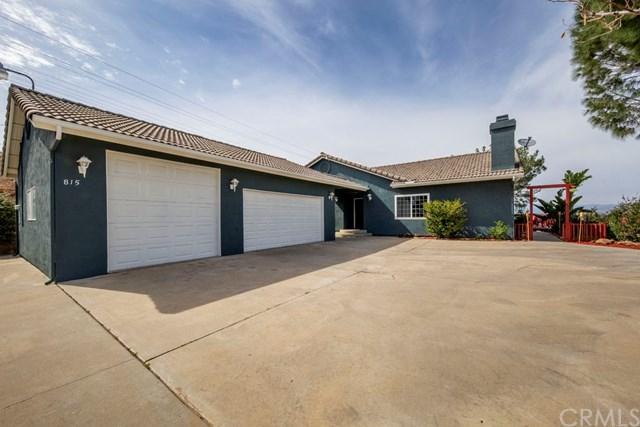 815 Gem Lane, Ramona, CA 92065 (#SW19146436) :: Sperry Residential Group