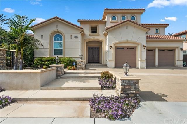 20101 Trentino Lane, Yorba Linda, CA 92886 (#OC19146622) :: Heller The Home Seller