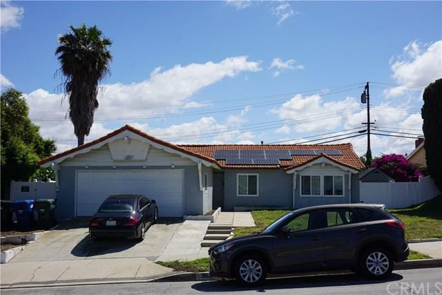 2634 Blandford Drive, Rowland Heights, CA 91748 (#CV19145588) :: The Laffins Real Estate Team