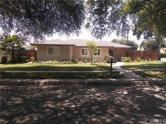 1295 N Tulare Way, Upland, CA 91786 (#DW19146655) :: Fred Sed Group