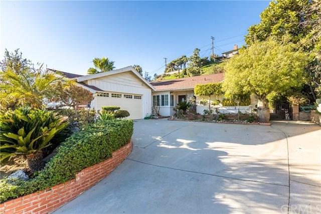 1667 Bluffhill Drive, Monterey Park, CA 91754 (#AR19146737) :: The Miller Group