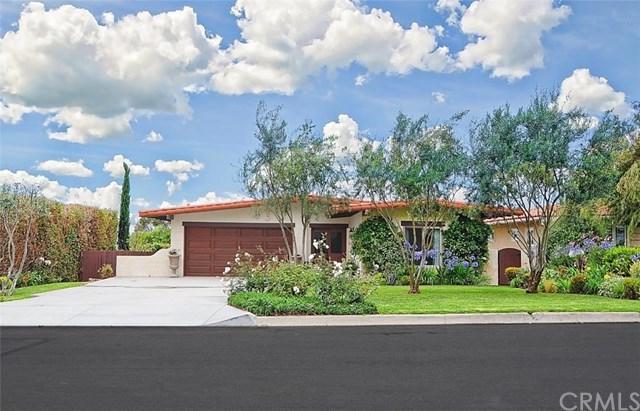 1605 Via Montemar, Palos Verdes Estates, CA 90274 (#PV19106313) :: Fred Sed Group