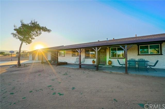 52740 Pipes Canyon Road, Pioneertown, CA 92268 (#JT19144358) :: RE/MAX Masters