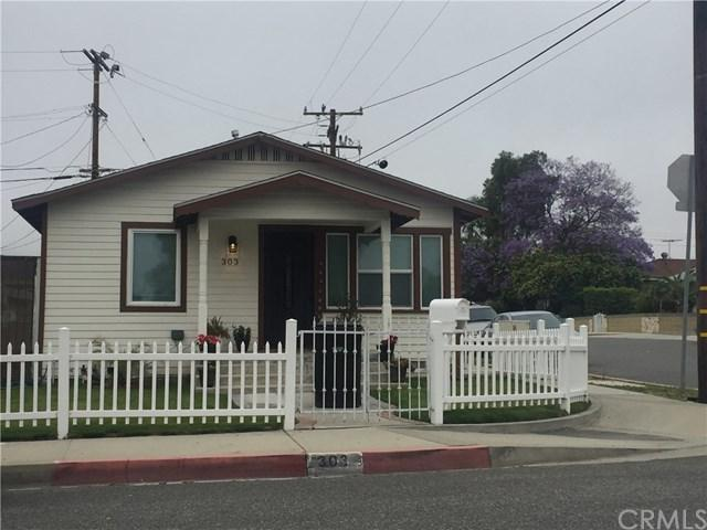 303 S Walker Avenue, San Pedro, CA 90732 (#SB19145249) :: Fred Sed Group