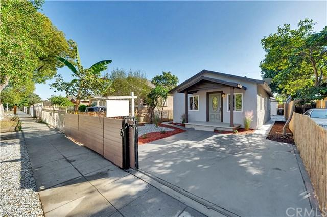 1546 W 59TH Place, Los Angeles (City), CA 90047 (#IV19147073) :: Go Gabby