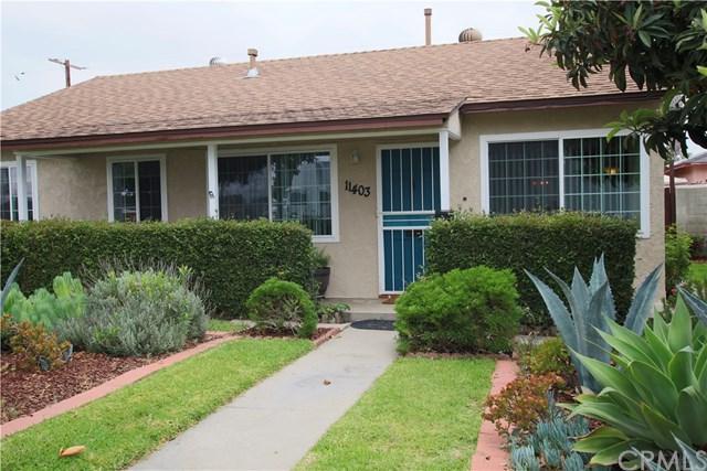 11403 Rosecrans Avenue, Norwalk, CA 90650 (#PW19146607) :: Fred Sed Group
