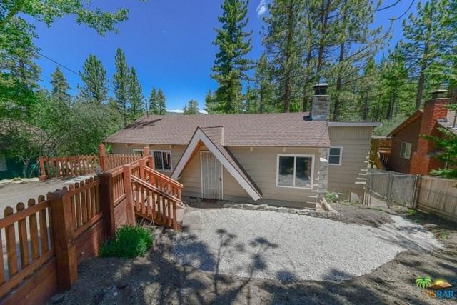 40010 Hillcrest Drive, Big Bear, CA 92315 (#19480780PS) :: RE/MAX Masters
