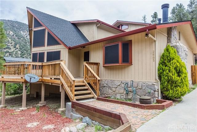 2605 Nadelhorn Place, Pine Mountain Club, CA 93222 (#SR19137352) :: Millman Team