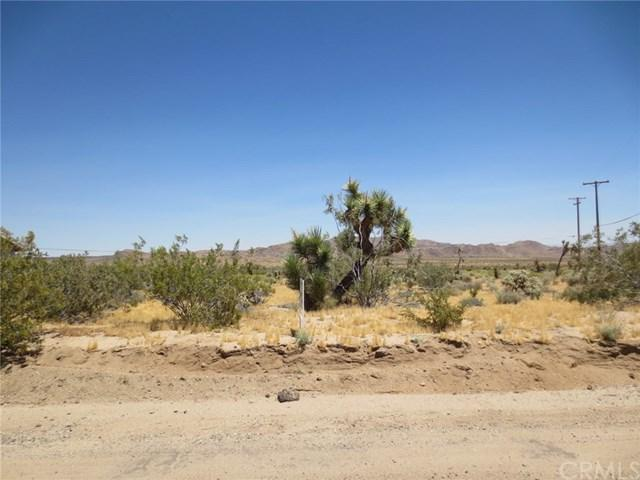 0 Granada Drive, Joshua Tree, CA 92252 (#JT19147449) :: The Laffins Real Estate Team