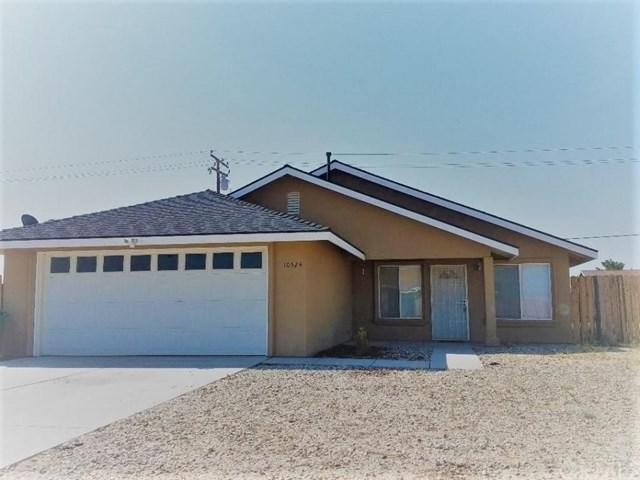 10524 Peach Avenue, California City, CA 93505 (#FR19147438) :: The Marelly Group | Compass