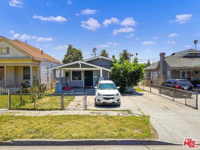 1556 W 51ST Street, Los Angeles (City), CA 90062 (#19480046) :: Rogers Realty Group/Berkshire Hathaway HomeServices California Properties