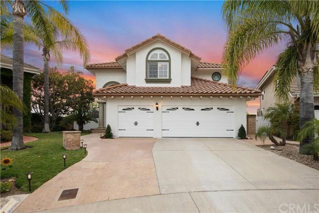 21935 Via Del Lago, Trabuco Canyon, CA 92679 (#SW19147427) :: Legacy 15 Real Estate Brokers