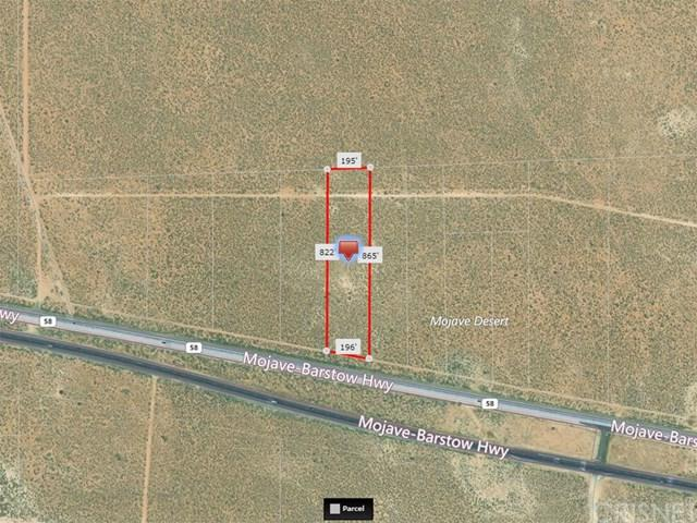 44-St. On Hwy. 58, Mojave, CA 93560 (#SR19146555) :: Naylor Properties