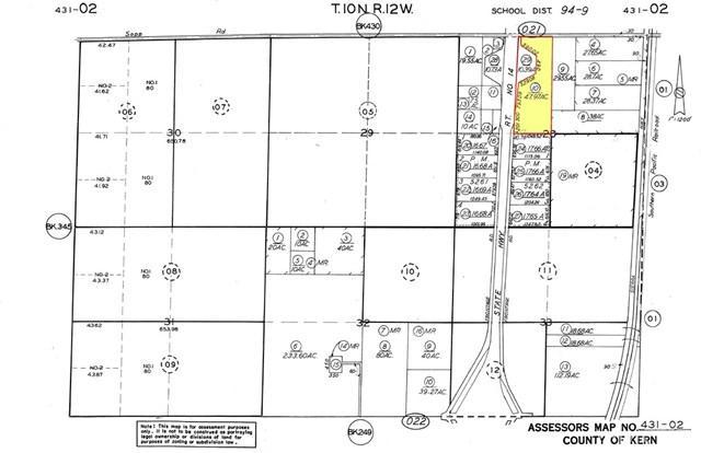 58-AC On Hwy. 14 And Sopp Road, Rosamond, CA  (#SR19146969) :: Millman Team
