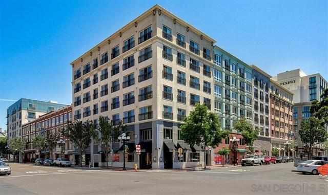 445 Island Ave #504, San Diego, CA 92101 (#190034393) :: Fred Sed Group