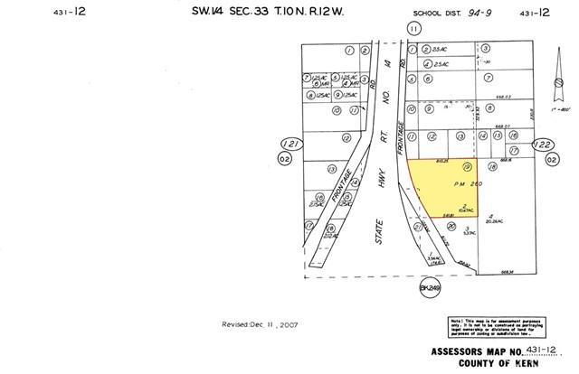 10-AC On Frontage Rd. And Hwy. 14, Rosamond, CA  (#SR19147025) :: Millman Team