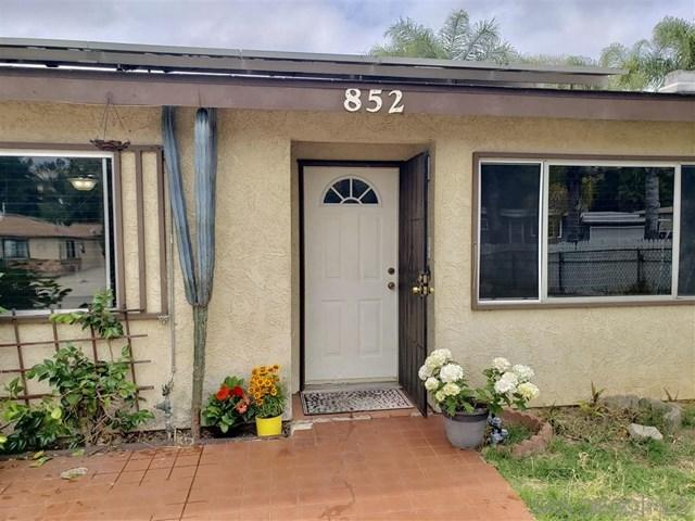 852 Banock St, Spring Valley, CA 91977 (#190034460) :: Steele Canyon Realty