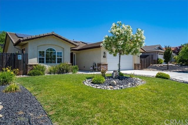 2425 Sand Harbor Court, Paso Robles, CA 93446 (#NS19147676) :: Fred Sed Group