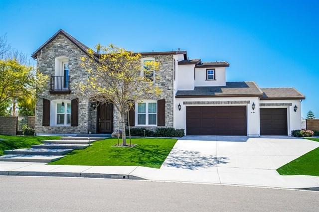 606 Via Porlezza, Chula Vista, CA 91914 (#190034560) :: Steele Canyon Realty