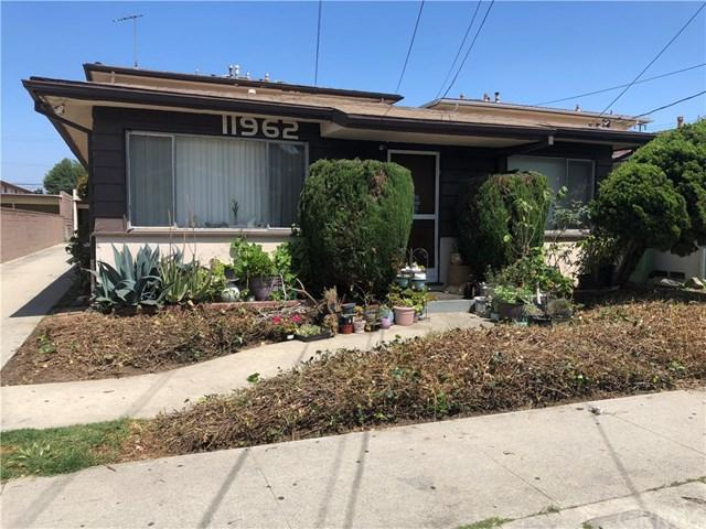 11962 Manor Drive, Hawthorne, CA 90250 (#PV19141586) :: Fred Sed Group