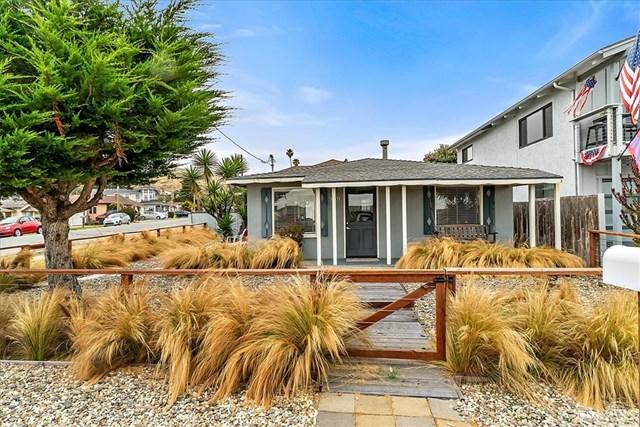 1301 Pacific Avenue, Cayucos, CA 93430 (#SC19146908) :: Sperry Residential Group