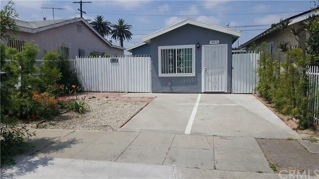 1045 W 65th Place, Los Angeles (City), CA 90044 (#BB19148060) :: Go Gabby