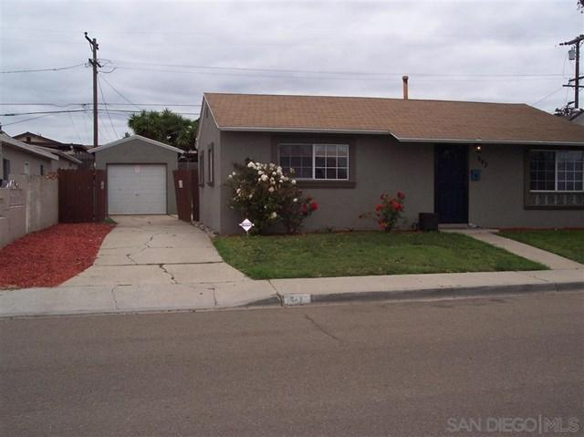 643 Encinitas Ave, San Diego, CA 92114 (#190034635) :: Fred Sed Group