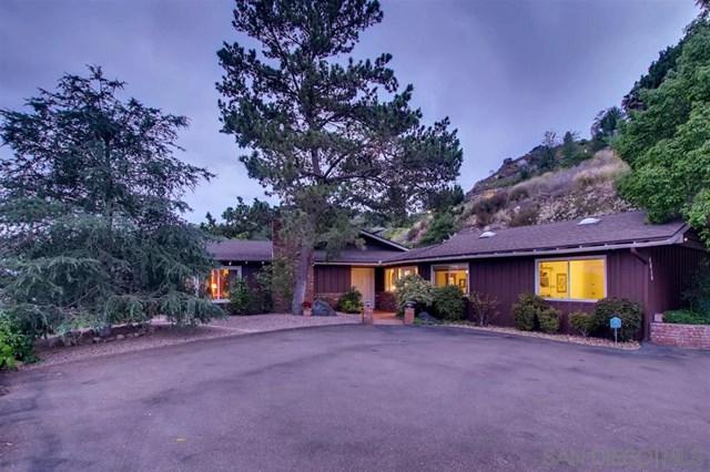 4816 Mt. Helix Drive, La Mesa, CA 91941 (#190034670) :: Steele Canyon Realty