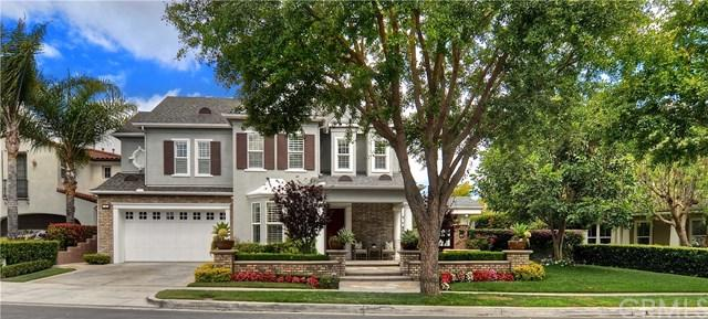 12 Foliate Way, Ladera Ranch, CA 92694 (#OC19148062) :: Fred Sed Group