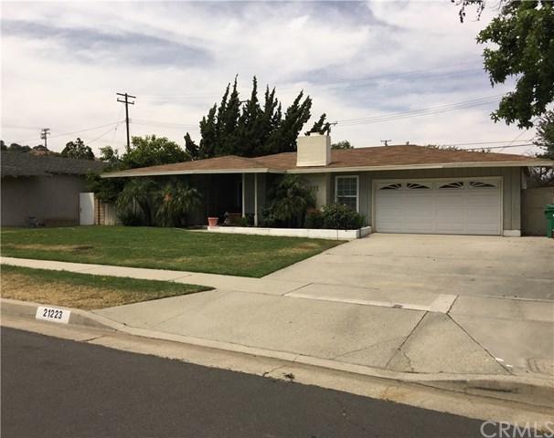 21223 Silver Cloud Drive, Diamond Bar, CA 91765 (#WS19148321) :: DSCVR Properties - Keller Williams