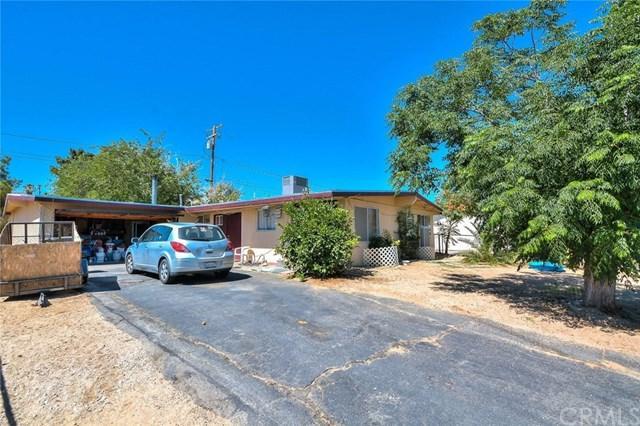 61495 La Jolla Drive, Joshua Tree, CA 92252 (#OC19148337) :: Steele Canyon Realty