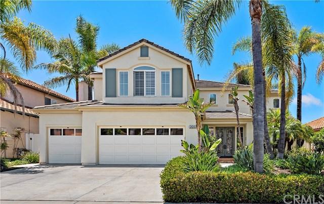 205 La Salle, San Clemente, CA 92672 (#OC19148102) :: Hart Coastal Group
