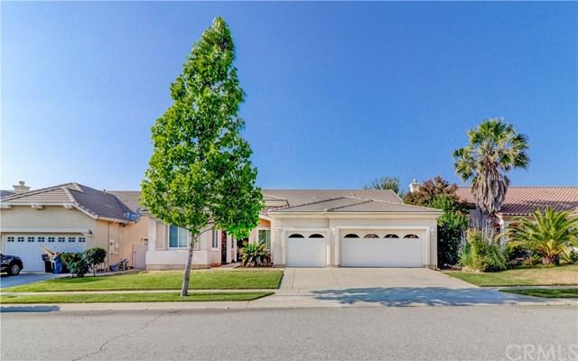 730 Flower Street, Beaumont, CA 92223 (#EV19148555) :: A|G Amaya Group Real Estate