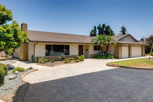 479 Tyrone St., El Cajon, CA 92020 (#190034510) :: Heller The Home Seller